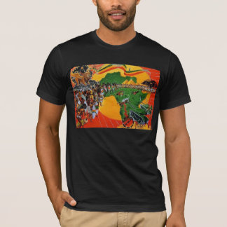 T-shirt Jungle de Rasta