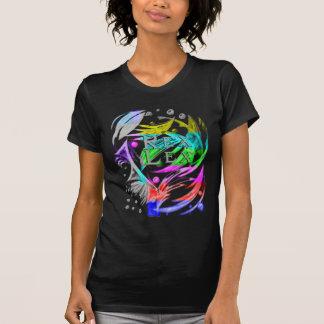 T-shirt Jungle T de couleur