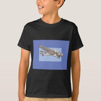 T-shirt Junkers G-38 d'avion de ligne des années 1920