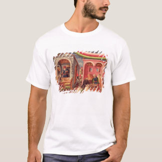 T-shirt Jupiter, coordonnée de fruit et de négociants de