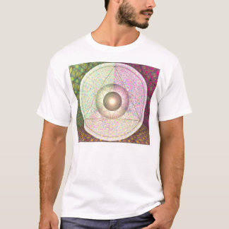 T-shirt Jupiter, Saturn et Uranus par Martineau