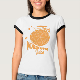 T-shirt Jus impressionnant