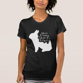 T-shirt Jusqu'à ce que chaque cage soit vide (ALF)