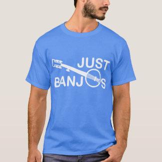T-shirt Juste chemise de banjos