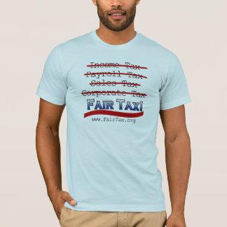 T-shirt juste d'impôts