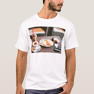 T-shirt juste for fun