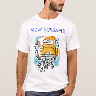 T-shirt Juste marié (2A), NOUVEAU MARI