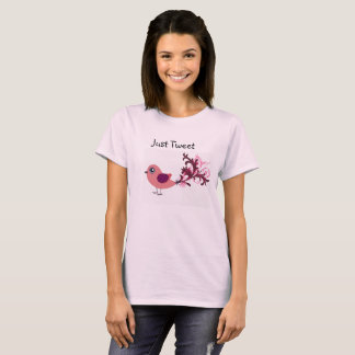 T-shirt Juste tee - shirt trop mignon de l'industrie