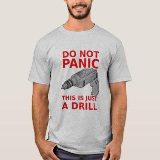 T-shirt Juste un humour drôle de chemise de foret