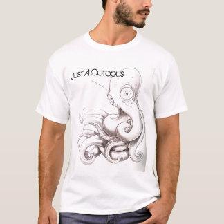 T-shirt Juste un poulpe