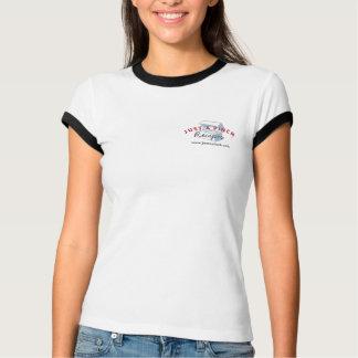 T-shirt Juste une pièce en t de recettes de pincement