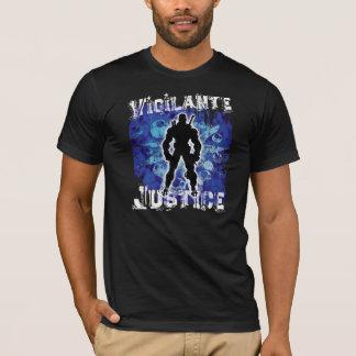 T-shirt Justice T de surveillant