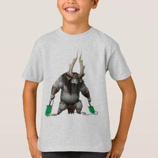 T-shirt Kai affamé pour plus de puissance