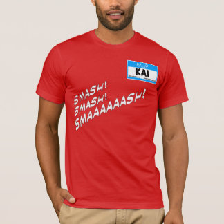 T-shirt Kai l'auto-stoppeur
