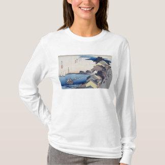 T-shirt Kanagawa : Vue du Ridge
