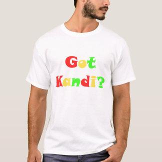 T-shirt Kandi obtenu ?