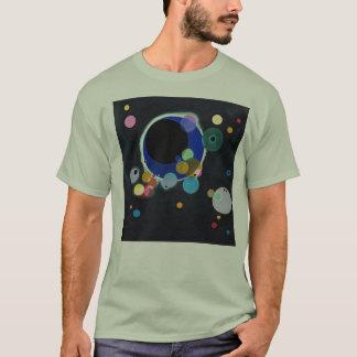 T-shirt Kandinskij - plusieurs cercles