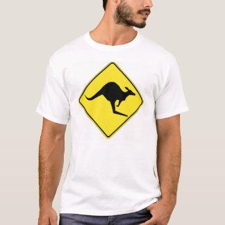 T-shirt Kangourou croisant 1