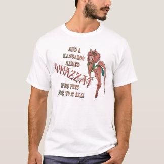 T-shirt Kangourou de Whazzat