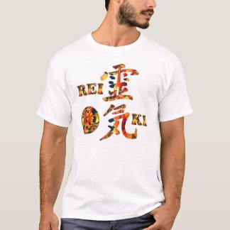 T-shirt Kanji pour Reiki