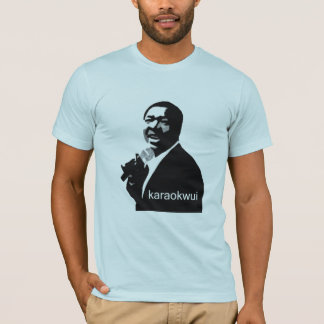 T-shirt karaokwui