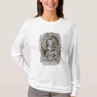 T-shirt Karl Gustav Wrangel (1603-73) de 'DES de portraits