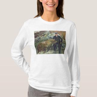T-shirt Karl Hagenbeck dans son Zoo, 1911