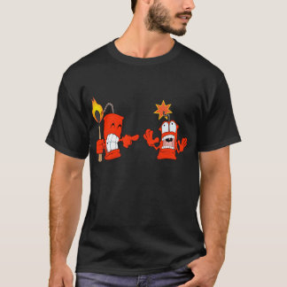 T-shirt Karma instantané