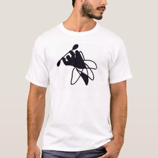 T-shirt Kayak un rond