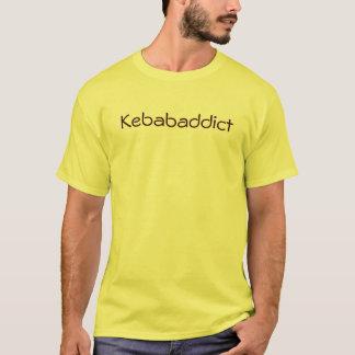 T-shirt Kebabaddict