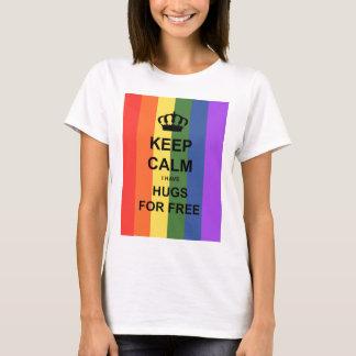 T-shirt keep calm
