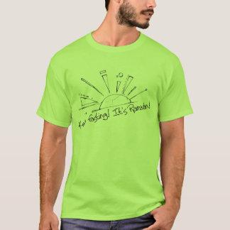T-shirt Keep fasting - It's le ramadan !