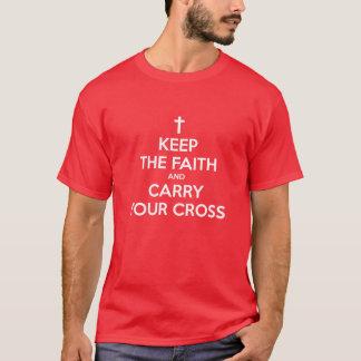 T-shirt Keep the Faith