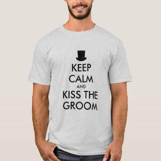 T-shirt | KeepCalm d'enterrement de vie de jeune