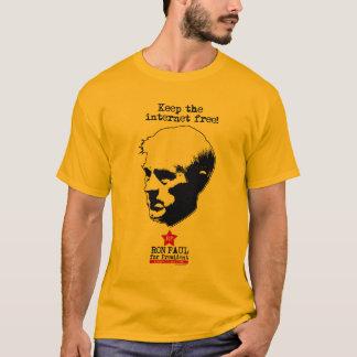T-shirt Keepinternet