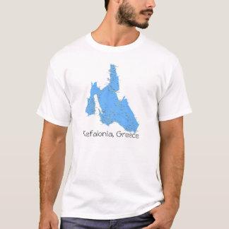 T-shirt Kefalonia, Grèce