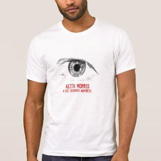 T-shirt Keith Morris et la chemise tordue de nombres