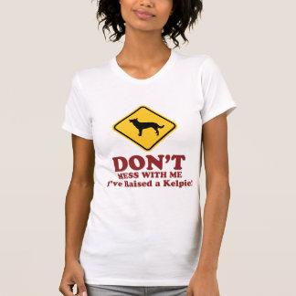T-shirt Kelpie australien