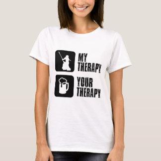 T-shirt kendo ma thérapie