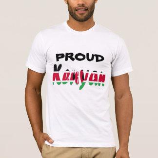 T-shirt Kenyan fier