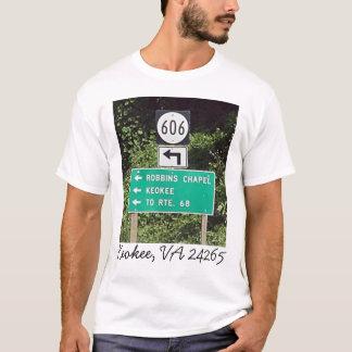 T-shirt keokee