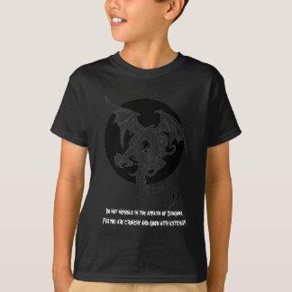 T-shirt Ketchup 1 de dragon