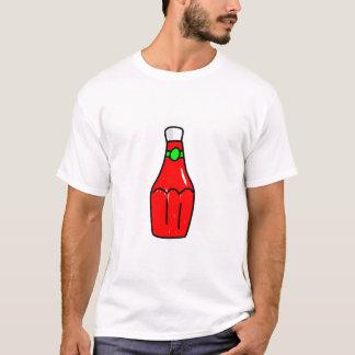 T-shirt Ketchup de tomate