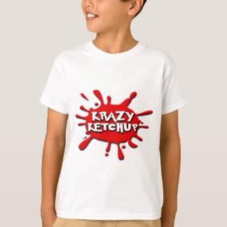 T-shirt ketchup du TM Krazy