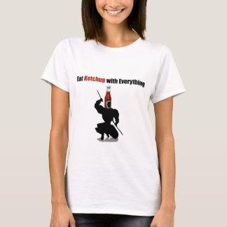 T-shirt Ketchup Ninja