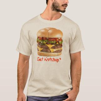 T-shirt Ketchup obtenu ?
