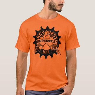 T-shirt Key West font du vélo le polo