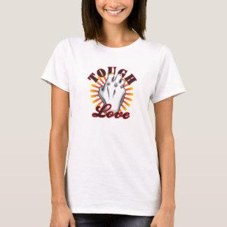 T-shirt Khauj Tsiav : Amour dur