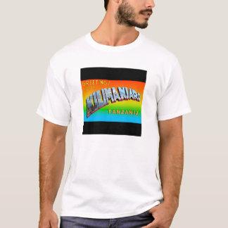 T-shirt Kili aucun dos 2 des BS
