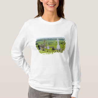 T-shirt Killkenny, Irlande. Le spectacle dramatique de